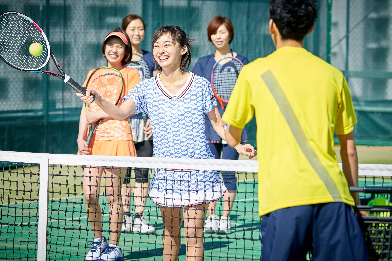 ☆テニススクールのコーチ募集!☆土日急募‼ 【スポーツクリエイトにしこくテニススクール】