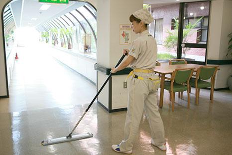 湘南鎌倉医療大学での《清掃責任者》イオングループだから働きやすさ◎いろんな世代が活躍中★清掃経験のある方歓迎★パート社員
