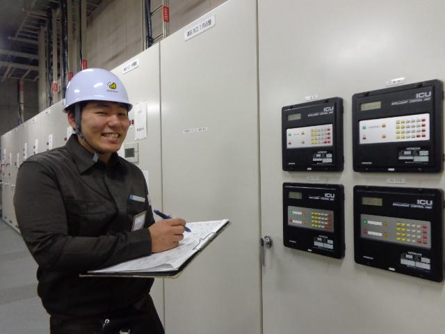 イオングループでのビル設備管理のお仕事!!/江戸川区内オフィスビルで電気工事士の資格や電気主任技術者、建築物環境衛生管理技術者の資格を活かせます!!