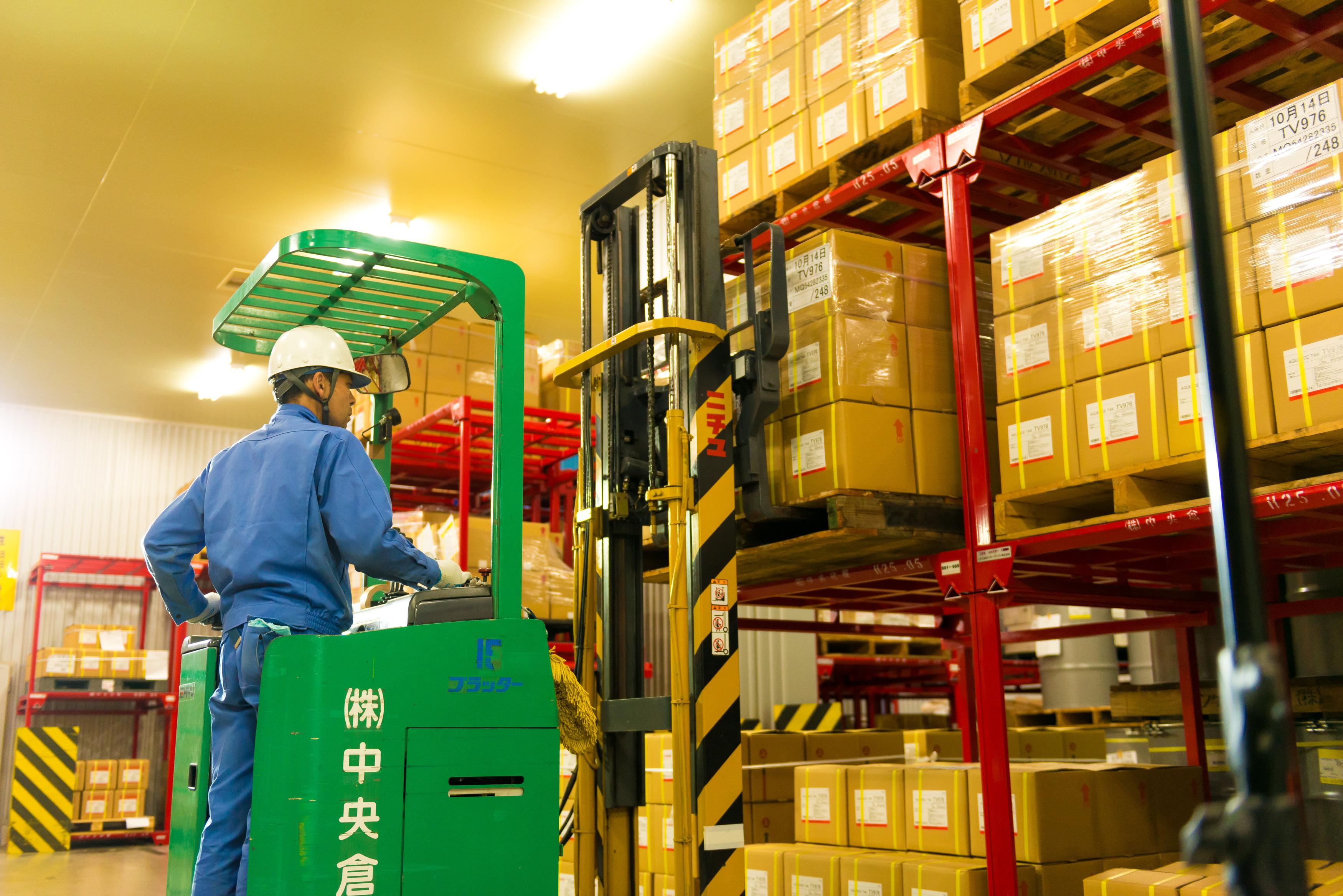 【岡山県倉敷市】 業界をけん引する総合物流企業 正社員登用制度あり