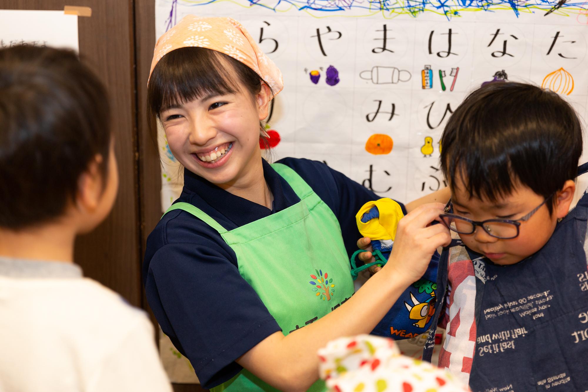 江ヶ崎(鶴見区)◆保育補助/未経験・ブランクあり歓迎