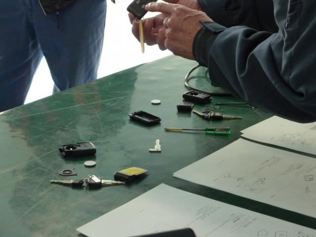 京都府京都市伏見区淀美豆町での金属部品の検査業務