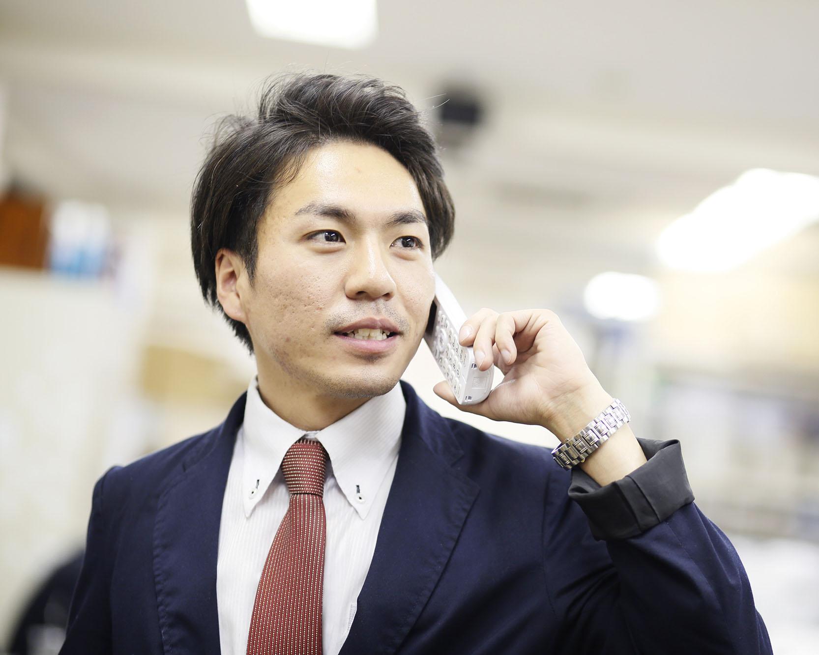 【営業STAFF】◆横浜営業所◆2020年2月新規OPEN!◆未経験でも月給30万円~スタート