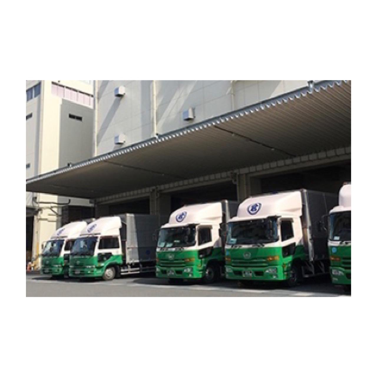 日祝完全休み&未経験スタート!4t配送トラックドライバー