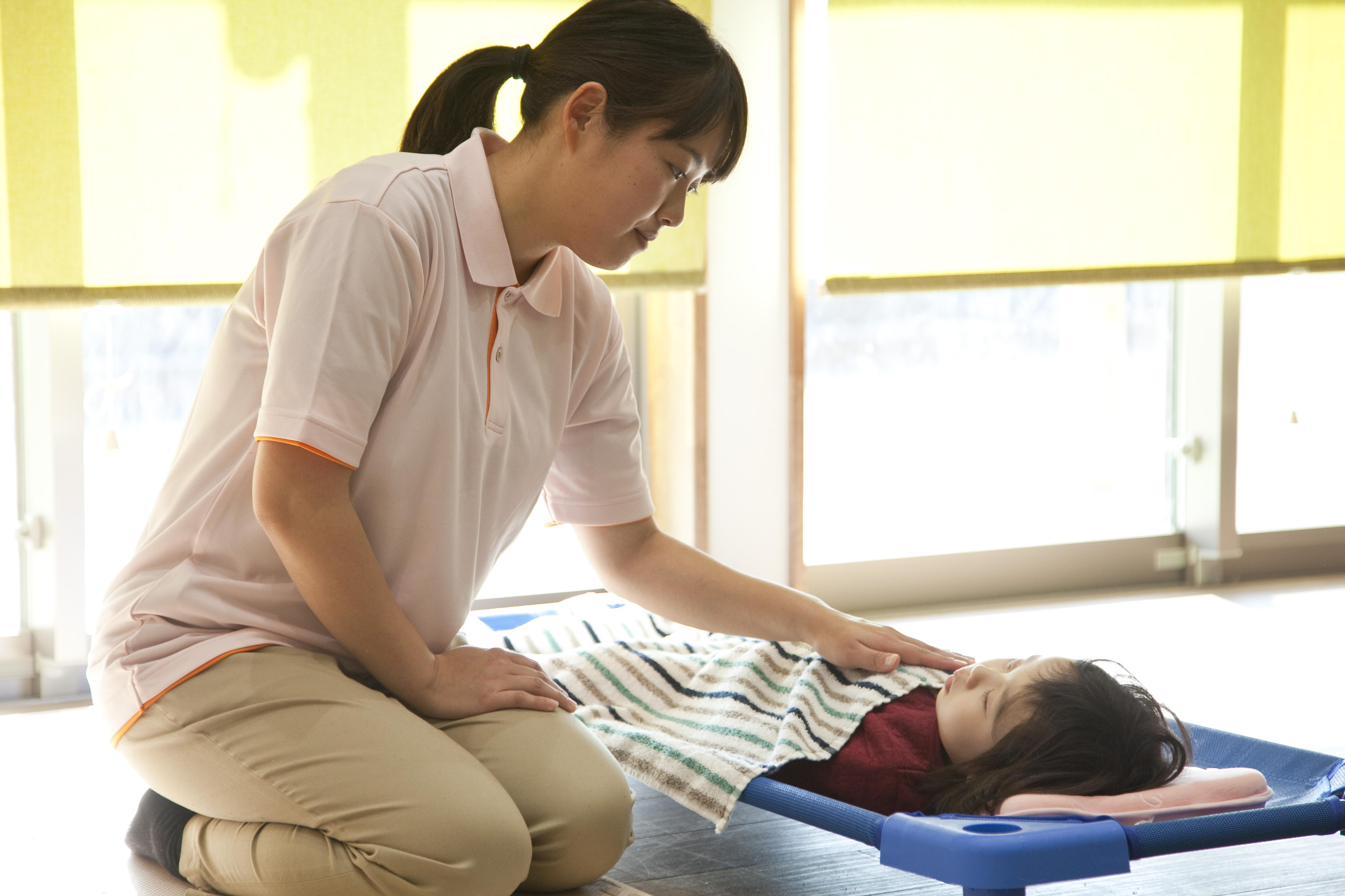 ★看護師さん募集♪★子ども達の健康と笑顔を一緒に守っていきませんか?