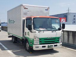 小型トラック運転手(ドライバー)/ 普通免許可(大型免許取得支援制度有)