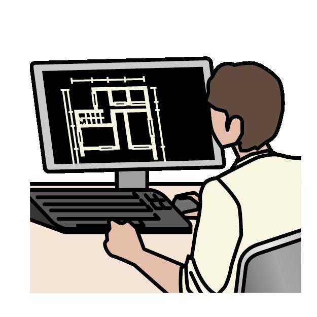 CAD設計士