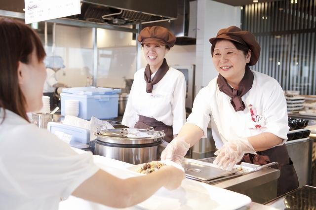 企業内社員食堂での調理のお仕事です!大手で待遇充実!_32448