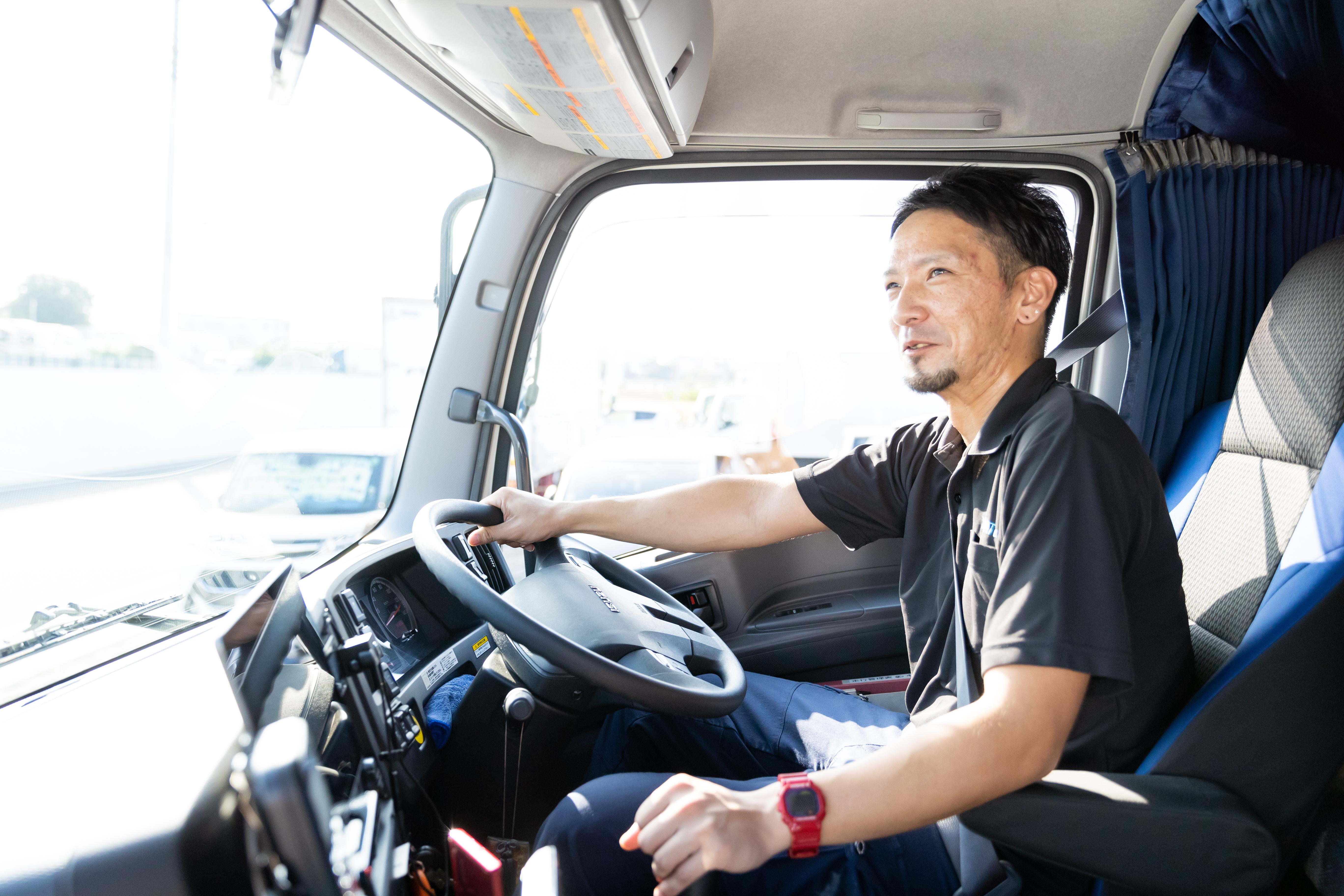 【ドライバー】#未経験歓迎 #ワークライフバランス◎ #車通勤OK