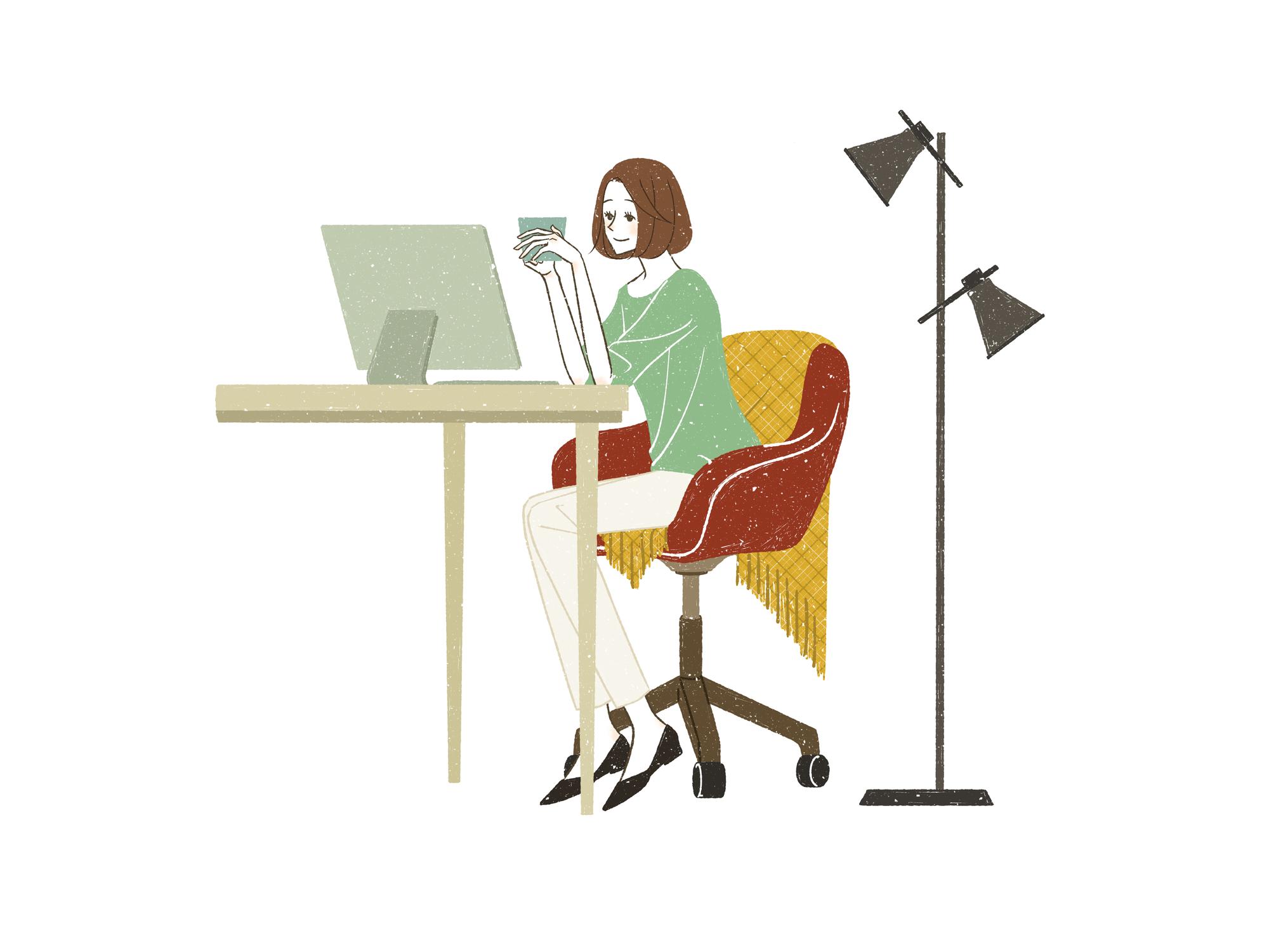 【5月末までの期間限定!】学習動画サービスに関する案内業務/tky0405aa