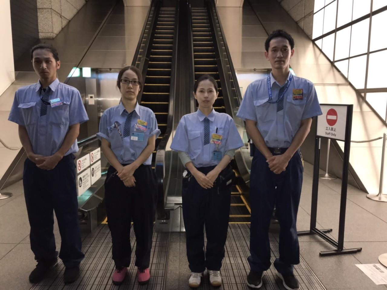 【短期OK】東京国際フォーラムをキレイに◎クリーンスタッフ大募集!未経験歓迎!
