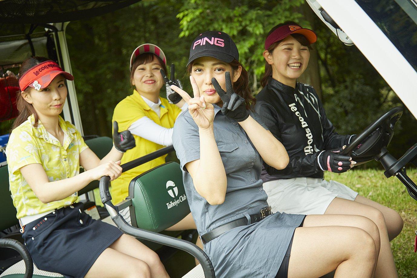 【キャディ募集!】未経験活躍中!ゴルフの知識ゼロから始める方が 9 割!育休ありで女性も活躍しやすい★