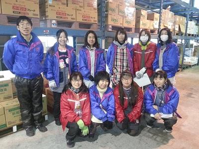 倉庫内の軽作業スタッフ【ピッキング/川越狭山営業所】