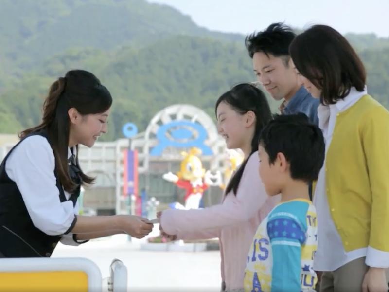 \女性に人気/《チケット販売》中・四国最大級テーマパーク!