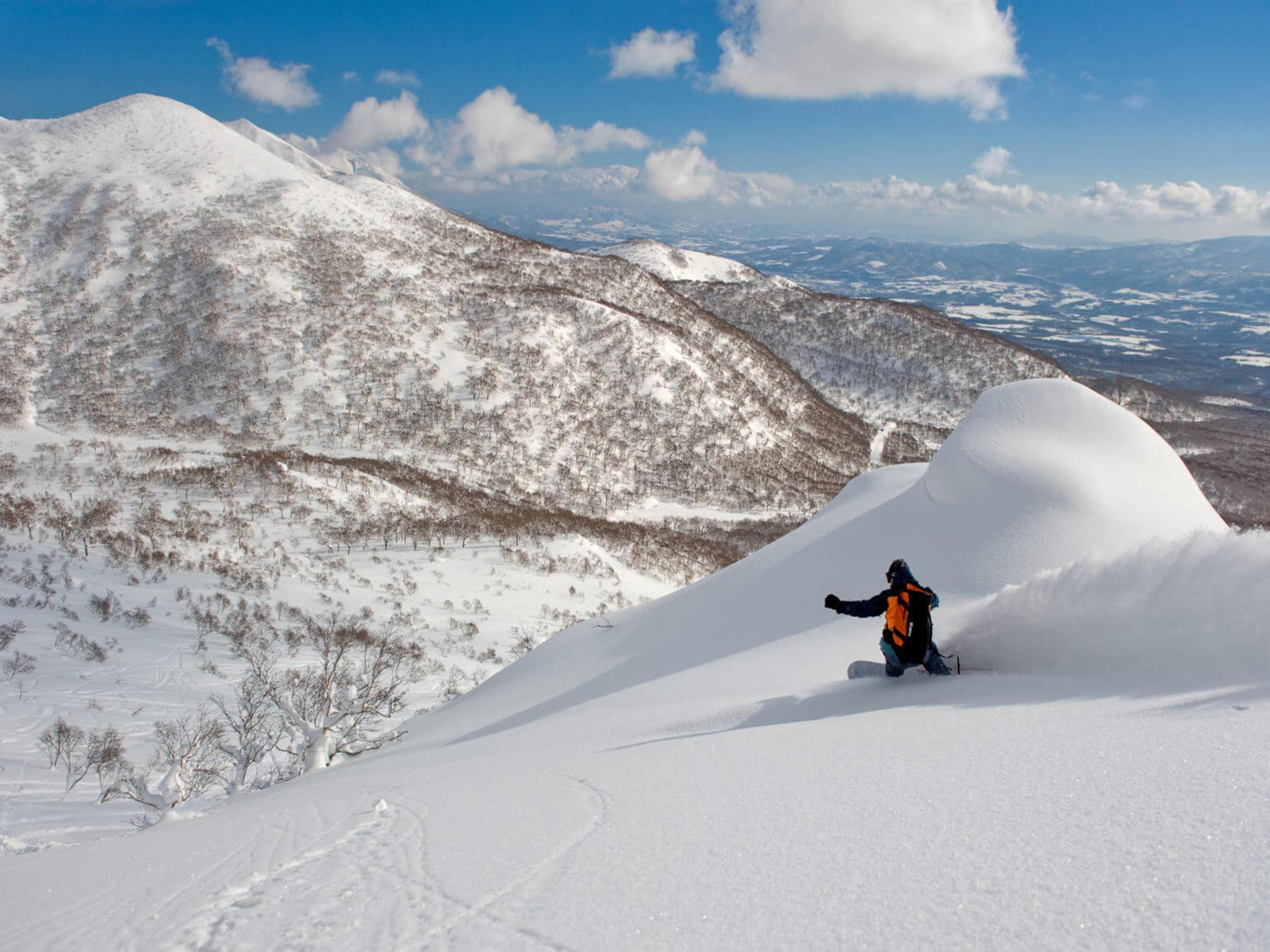 《GWまでスキー場滑れます!》北海道の住み込み!寮費無料◎