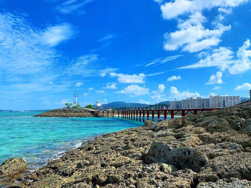 人気の沖縄本島が登場!仕事も遊びも楽しくできます!