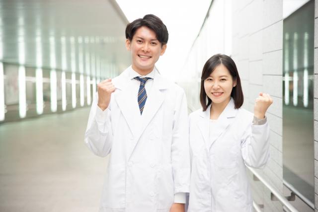【昭和大学烏山病院内での研究補助業務】