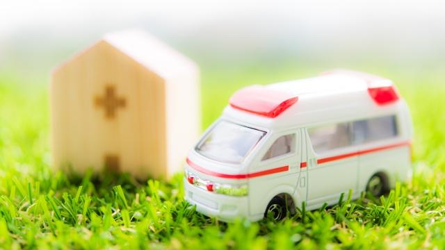 <昭和大学や附属病院を中心の患者搬送ドライバー>
